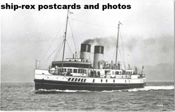 JUPITER (1937, Caledonian Steam Packet) photo